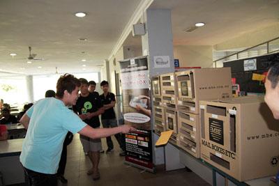 Campus Invasion @ Universiti Tunku Abdul Rahman