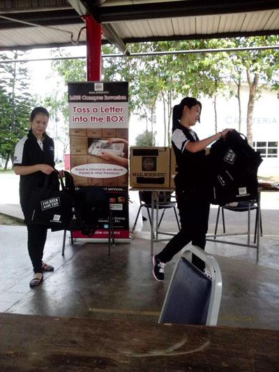 Campus Invasion @ MMU (Cyberjaya)