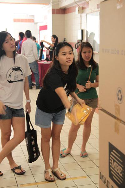Campus Invasion @ KBU International College